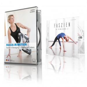 Faszien in Bewegung (2): DVD + CD