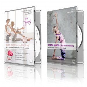 mami sports: DVD Bundle