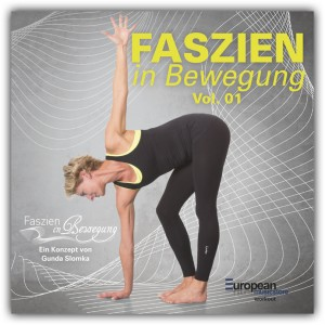 Faszien in Bewegung Vol. 01 - Cover